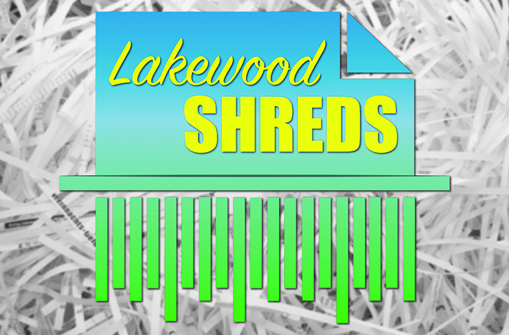 Free shredding event returns May 4 | Greater Lakewood